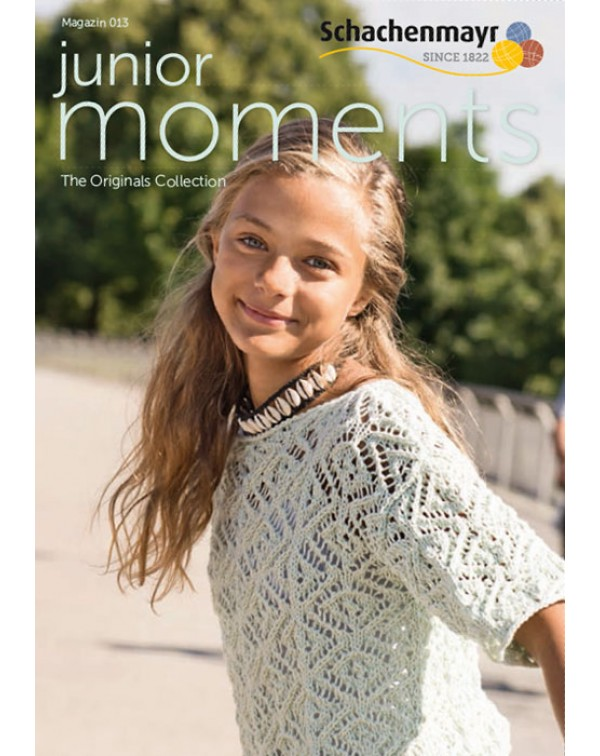 Magazin 013 - Junior Moments
