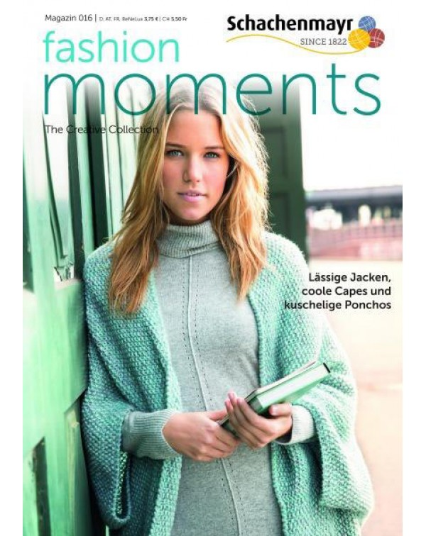 Magazin 016 - Fashion moments