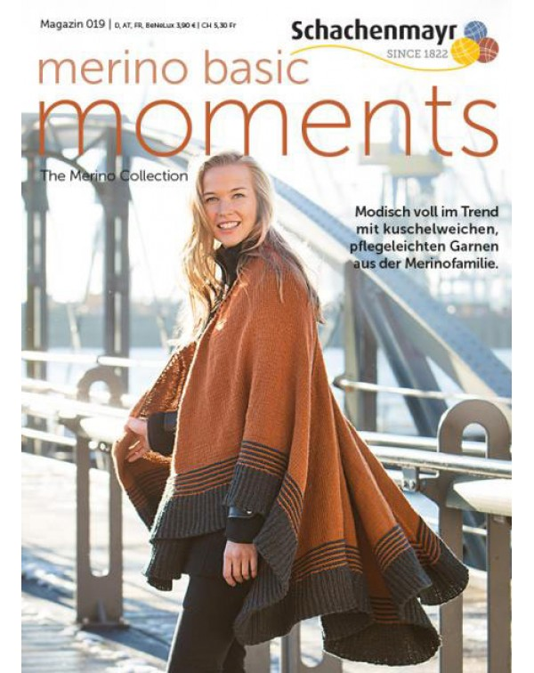 Magazin 019- Merino moments
