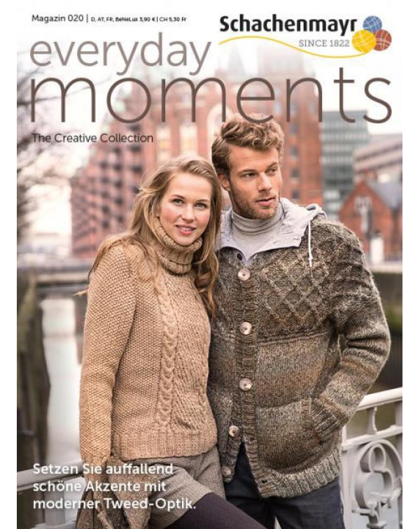Magazin 020 - Everyday moments