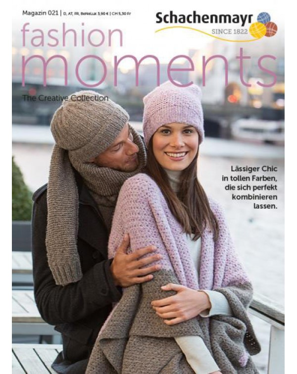 Magazin 021 - Fashion moments