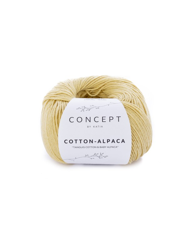 Cotton-Alpaca