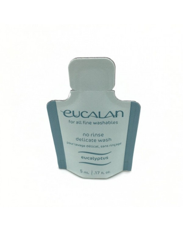 Средство для стирки Eucalan  5 мл эвкалипт