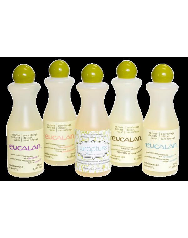 Средство для стирки Eucalan  100 мл грейпфрут