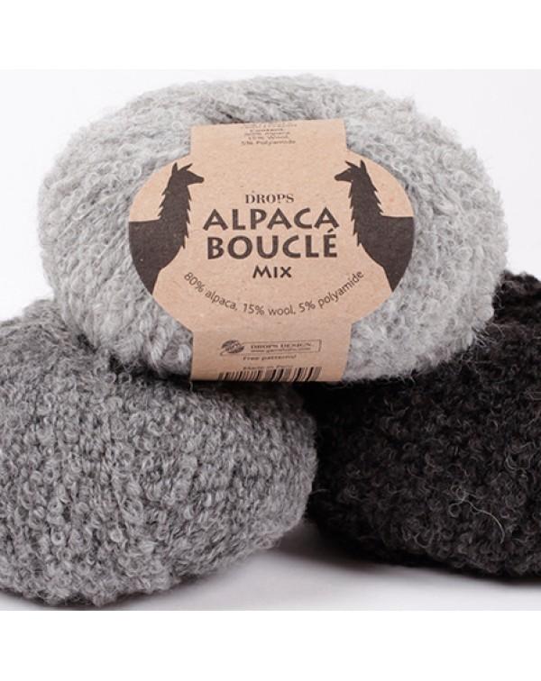 Alpaca Bouclе