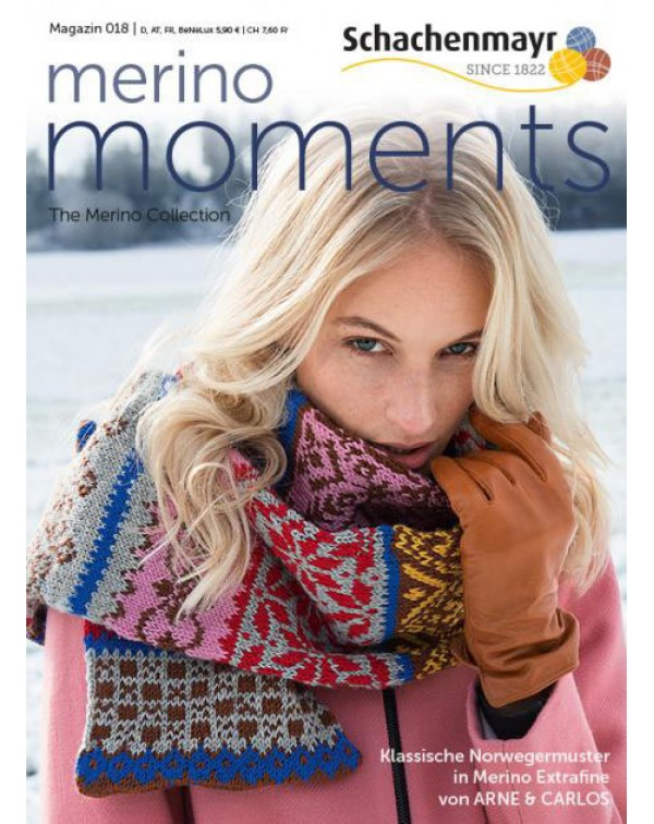 Magazin 018 - Merino moments