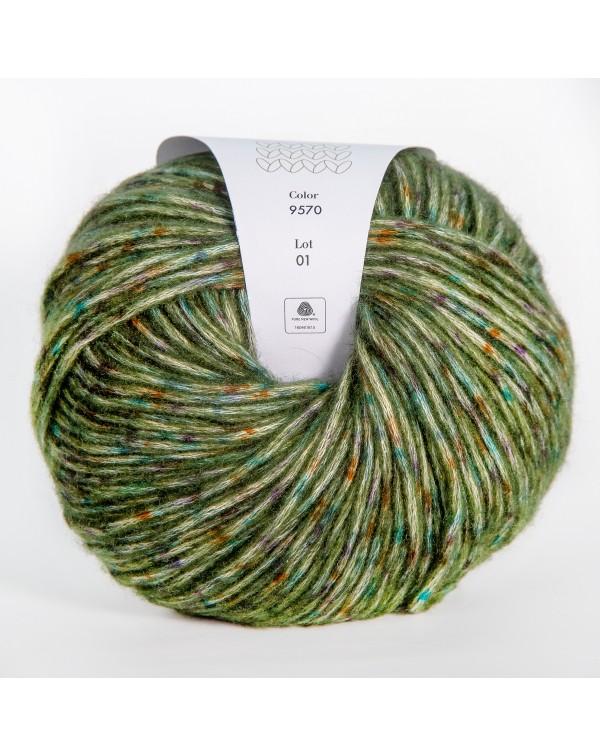 9570 GREEN PRINT