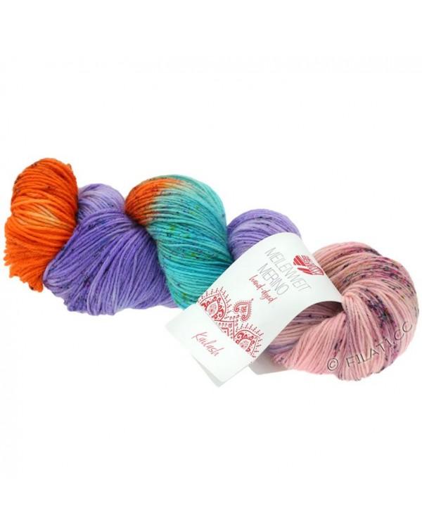 309-оранжевый/сине-фиолетовый/мята/жёлто-зеленый/розовый/пинк/светло-голубой
