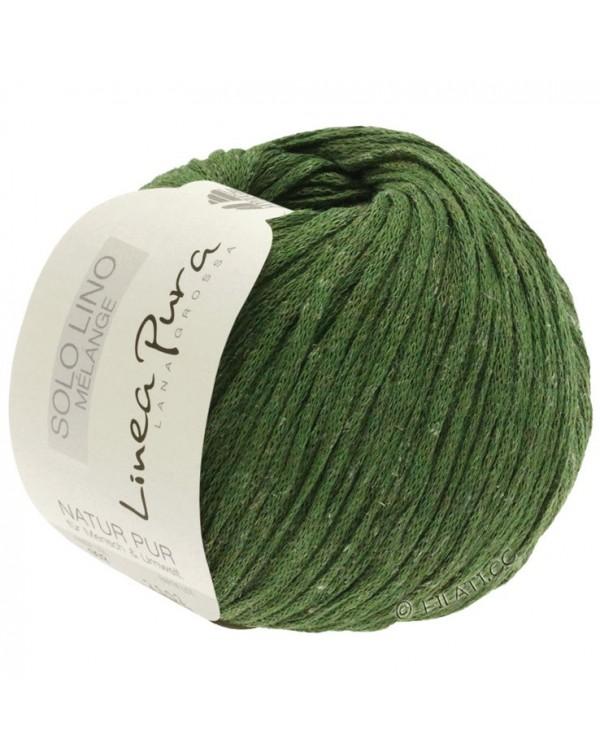 118-тёмно-зелёный меланжевый