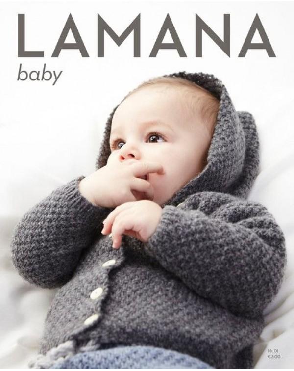 Журнал LAMANA BABY