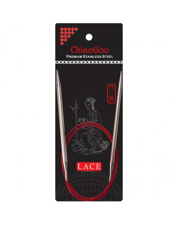 Круговые спицы RED LACE  40 см